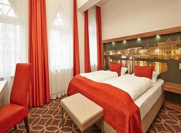 Hplus Hotel Lubeck in Lubeck