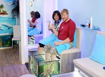 Salon Fisch Spa & Wellness in Lubeck